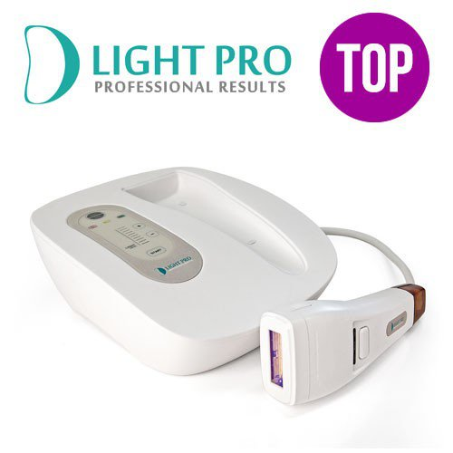 D Light Pro - Epilatore a luce pulsata