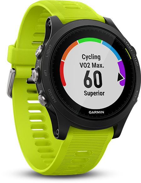 Garmin forerunner 935 allenamento Bicicletta