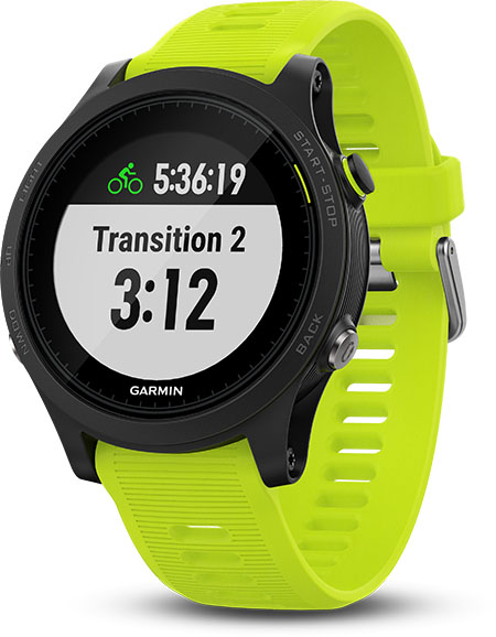 Garmin forerunner 935 Smartwatch triathlon