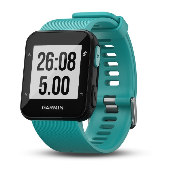 GARMIN forerunner 30 turchese GPS running watch art. 010-01930-04