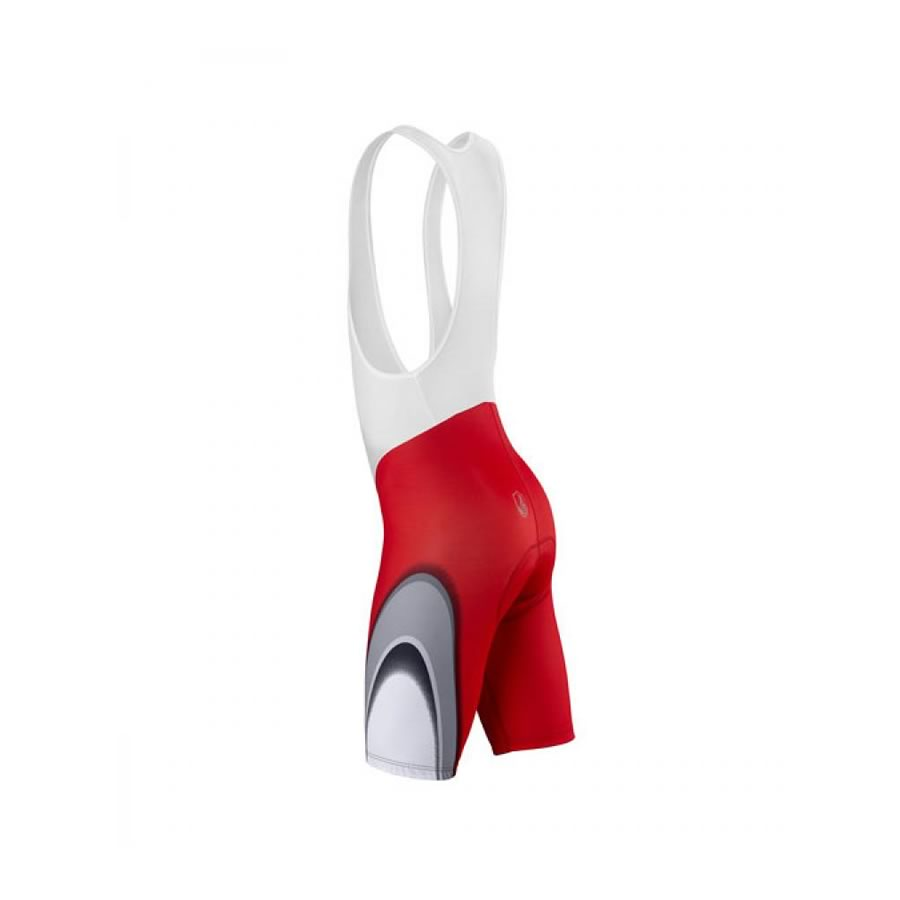 Campagnolo salopette FACTORY-TEAM C3650 Rossa Taglie da M a XL