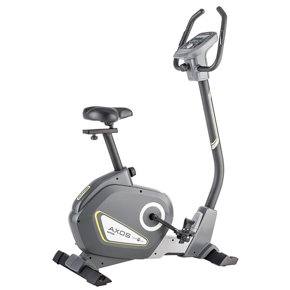 Cyclette KETTLER Axos Cycle P LA accesso facilitato bicicletta da camera art. 7629-500(Anche in comode rate)