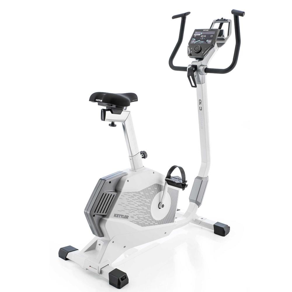 KETTLER Cyclette Ergometro ERGO C10 bicicletta da camera art. 7689-880(Anche in comode rate)