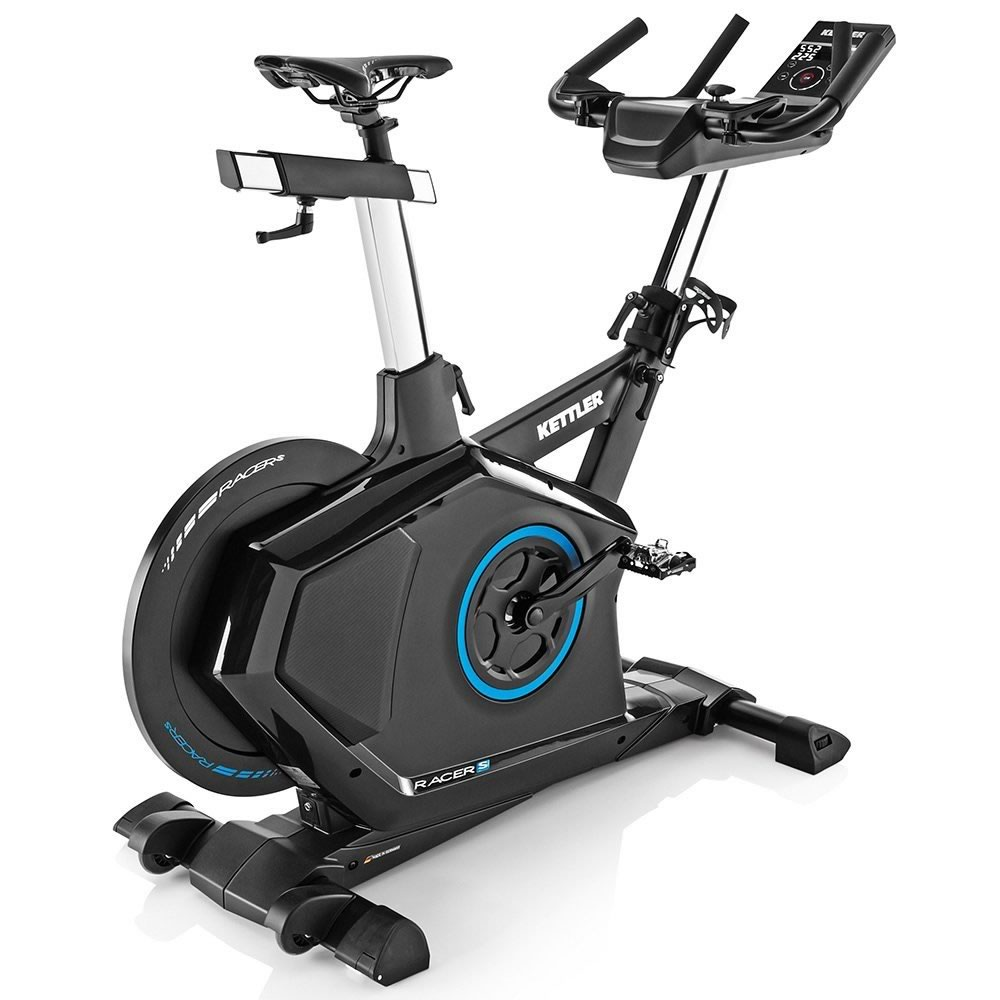 KETTLER Cyclette Ergometro RACER S Speed bike con World Tours 2.0 art. 7988-727(Anche in comode rate)