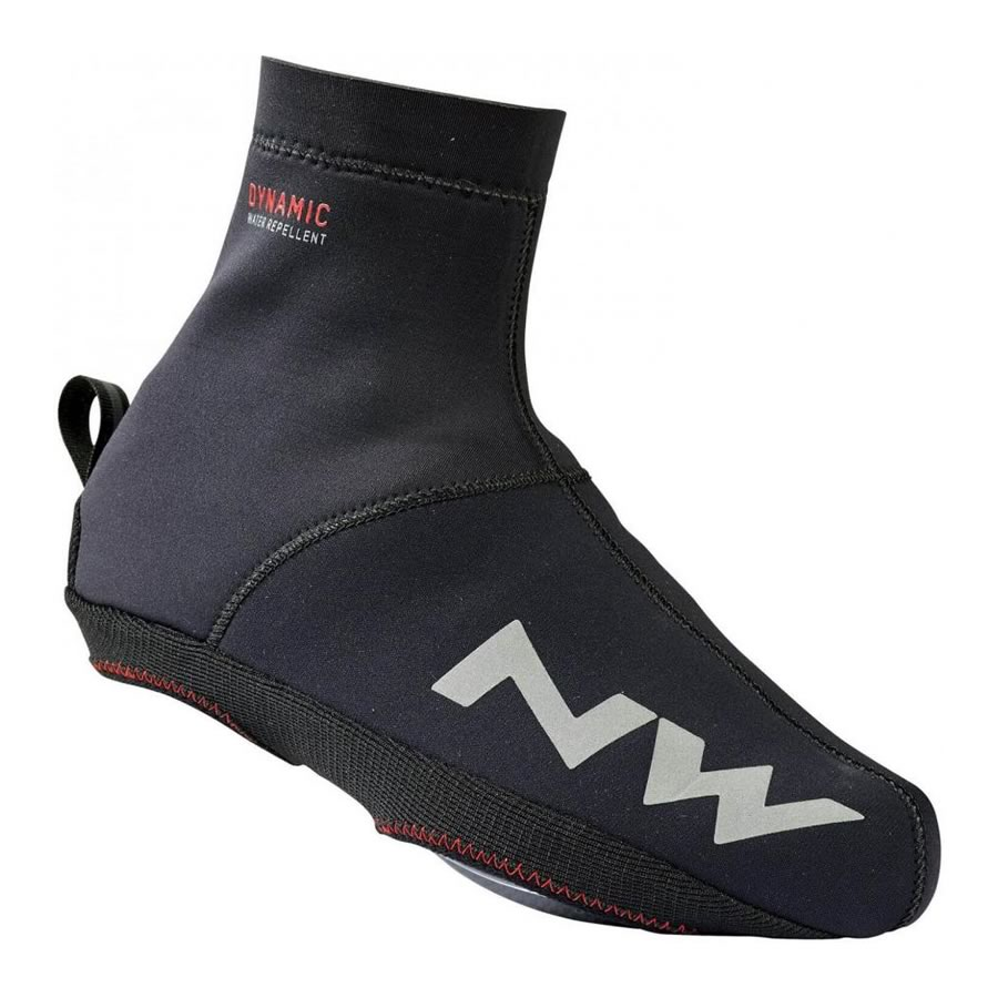 NORTHWAVE copriscarpe DYNAMIC WINTER shoecover Nere Taglie da 41 a 46