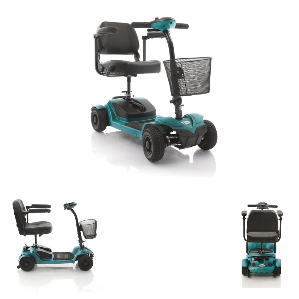 Scooter elettrico ARDEA PIXI per disabili ed anziani art. CM400(Anche in comode rate)