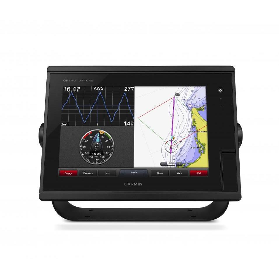 GARMIN GPSMAP 7410xsv J1939 Ecoscandaglio Chartplotter art. 010-01306-12(Anche in comode rate)