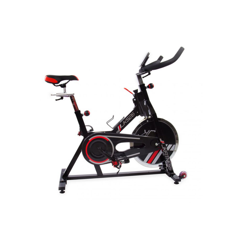 JK FITNESS 526 Indoor bike trasmissione a catena e ricevitore cardio wireless JK526(Anche in comode rate)
