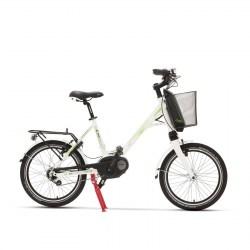 E Ravenna Sport 80 Bordeaux Grigio Bicicletta Elettrica Lombardo Bikes 2018anche In Comode Rate