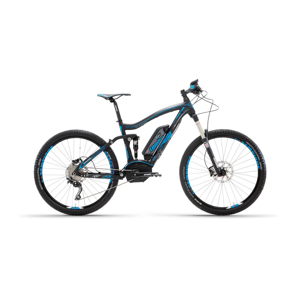 mountain bike elettrica e