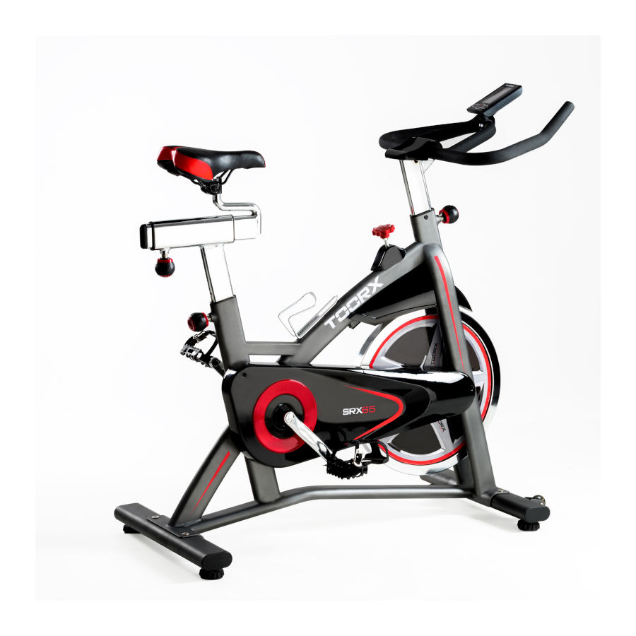 TOORX SRX-65 spin bike trasmissione a cinghia(Anche in comode rate)