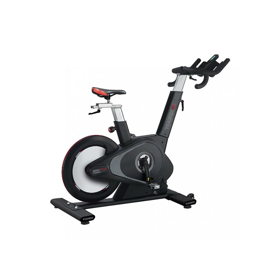 TOORX SRX-700 indoor cycles elettromagnetica hrc a volano posteriore(Anche in comode rate)