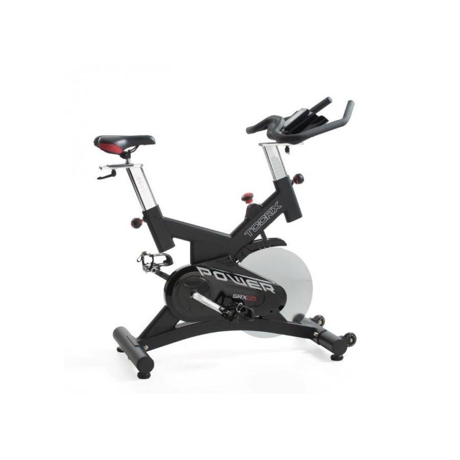 TOORX SRX-85 spin bike con ricevitore wireless e fascia cardio inclusa(Anche in comode rate)